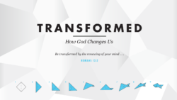Transformed Week 1: How to Get Closer to God (Spiritual Health) Image