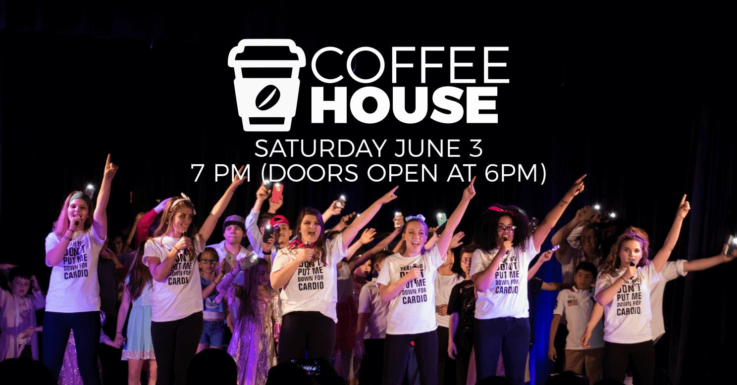 Coffee House 2017 – Blast From The Past