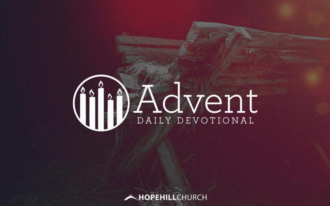 Advent Devotional 2017 | Day 8