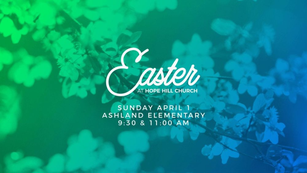 Easter Sunday 2018 - Known and Loved: Week 1 Image