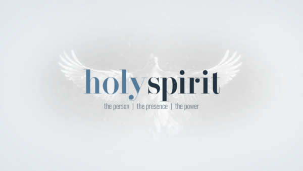 Holy Spirit: Week 1 Image