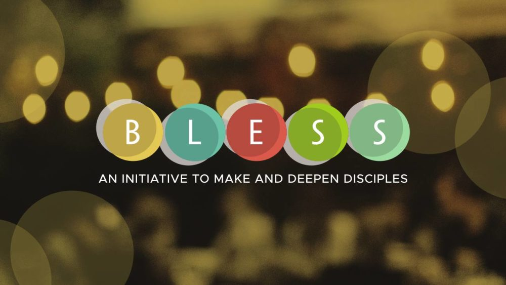 Gospel Shaped Outreach: Week 3 - Bless Image