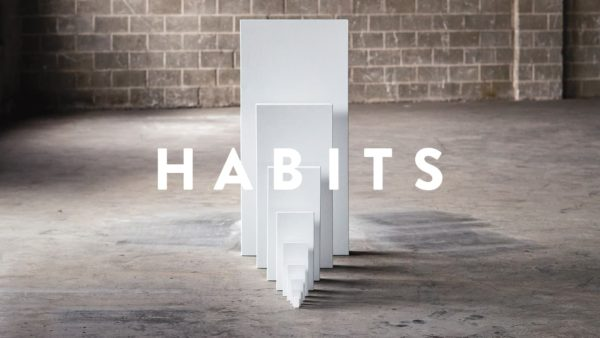Habits Week 3 - Stopping Image