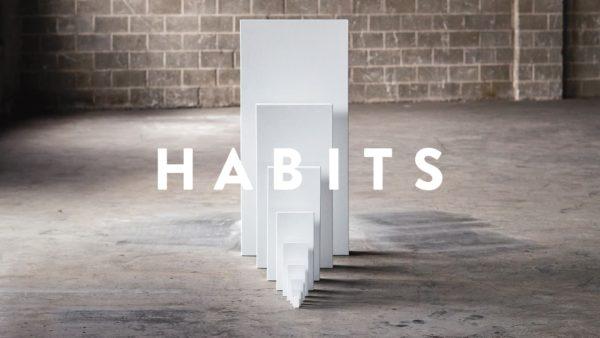 Habits Week 1 - Who Before Do Image