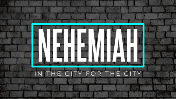 Nehemiah Week 1  Image